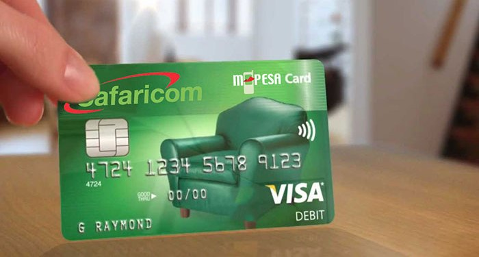 Safaricom-MPesa-debit-card-to-compete-with-banks